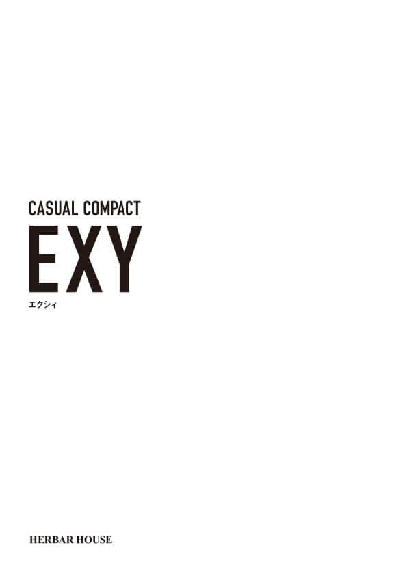 EXY 表紙