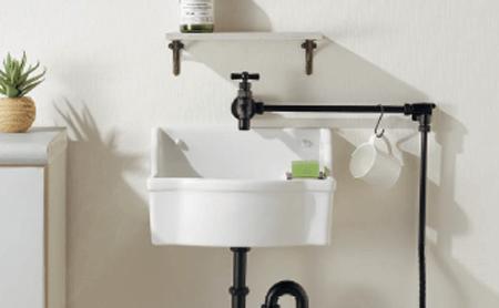 おかえり手洗い場