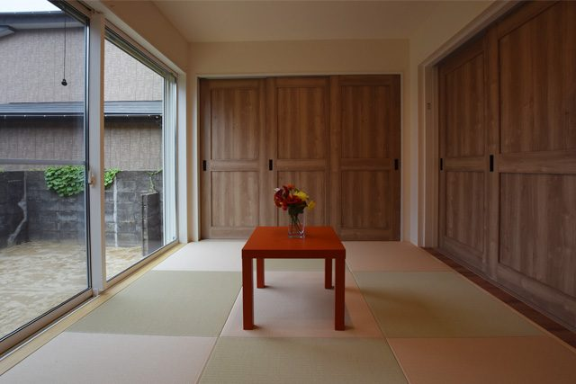 長野「木目を活かしたサーファーズハウス」 ハーバーハウス上越支店
