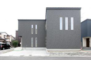 長野「吹抜のある広々LDK・床暖房で足元ぽかぽかシンプルモダンハウス」 ハーバーハウス長野支店