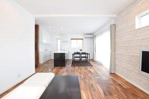 長野「無垢外壁と無垢床の洗練されたお家」 ハーバーハウス長野支店