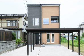 長野「アイアン階段・造作家具・ロフトのあるシンプルモダンの家」 ハーバーハウス長野支店