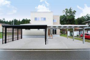 長野「広い縁側のある和室でくつろぐゆとりの二世帯住宅」 ハーバーハウス長野支店