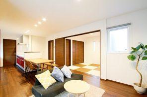 長野「冬でも安心!広々サンルームのあるシンプルモダンハウス」 ハーバーハウス長野支店