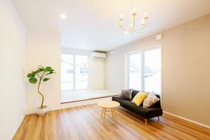 長野「ホームパーティができる広々LDKのナチュラルアンティークハウス」 ハーバーハウス長野支店