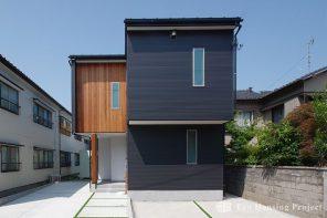 長野「外装・内装に無垢を取入れた2階リビングの家」 ハーバーハウス長野支店
