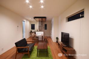 長野「無垢(レッドシダー)天井の家」 ハーバーハウス長野支店