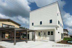 長野「ペレットストーブのあるフレンチシックな家」 ハーバーハウス長野支店