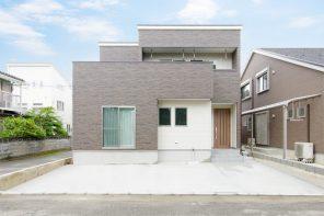 長野「小上がり和室のあるシンプルモダンハウス」 ハーバーハウス長野支店