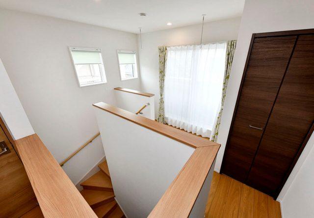 空間を有効活用した収納力のある家 ハーバーハウス上越支店