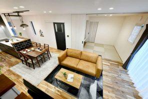 ORGA 花火が楽しめる無垢床の家 ハーバーハウス長野支店