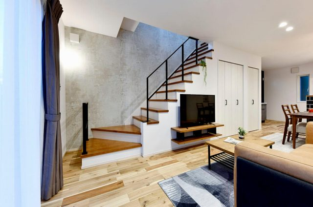 ORGA 花火が楽しめる無垢床の家 ハーバーハウス上越支店