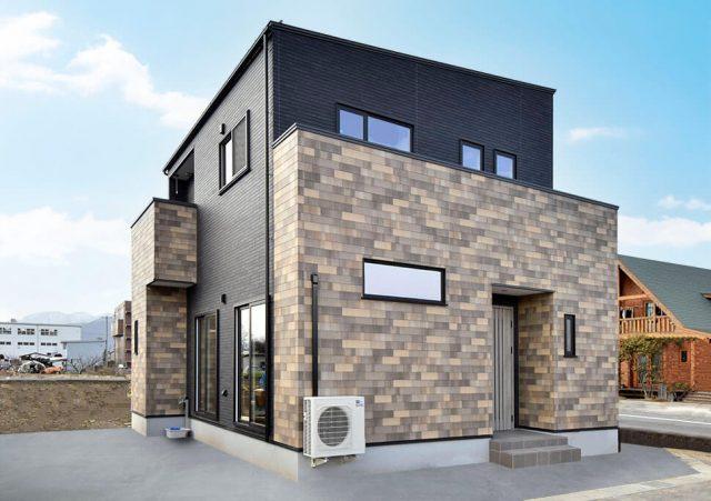 空間を有効利用した収納スペース&コンパクトな家事動線の家 ハーバーハウス上越支店