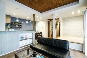 ロフトや小上がり和室、ウッドデッキも!見どころ満載の家 ハーバーハウス長野支店